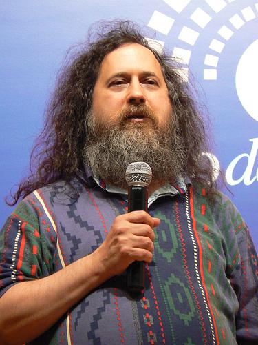Richard Stallman est le plus geek de tous les geeks (2/2)