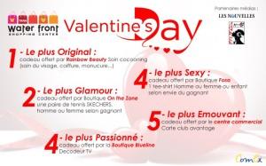 Prix Valentine's Day