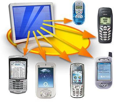Envoi sms depuis un ordinateur